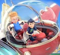 � ����� � ���������� | Meet The Robinsons